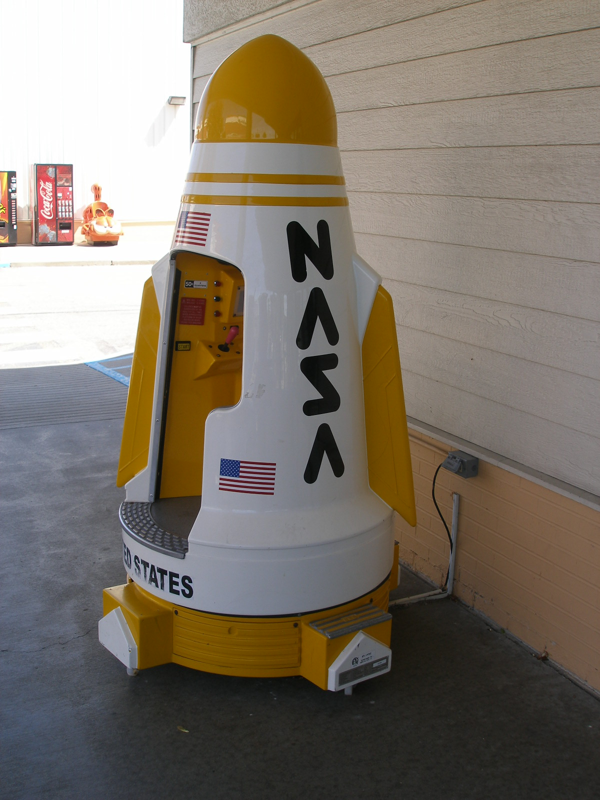 JSH's Visual Slushpile: Children's Coin-operated Rides of ...