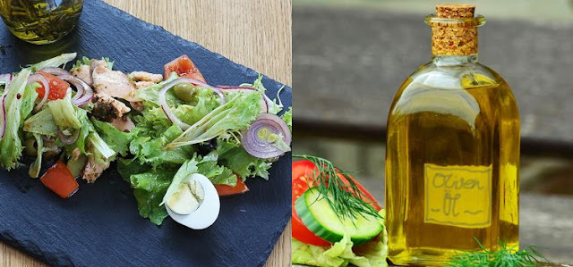 Benefits Of Olive Oil In The Diet