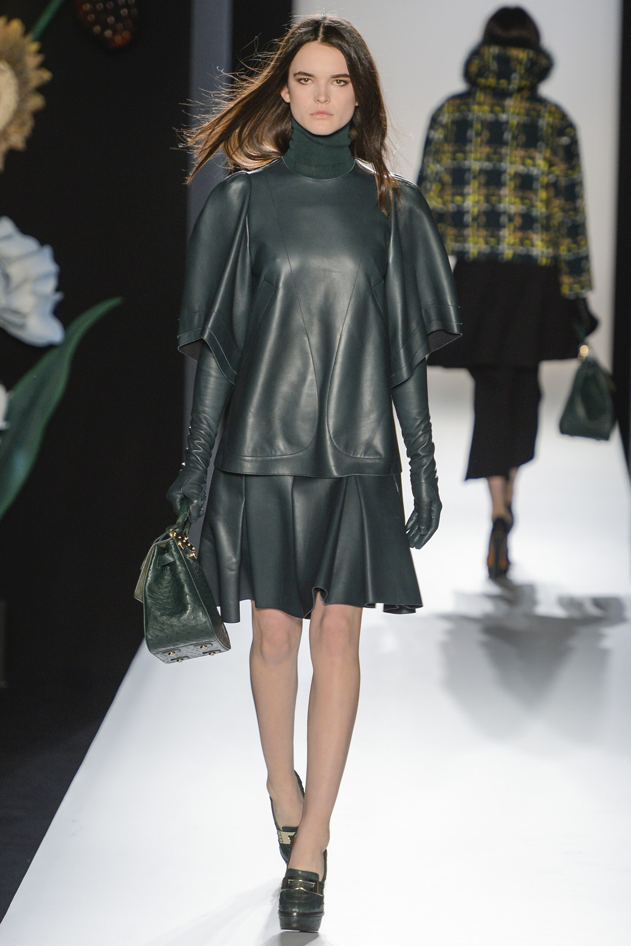 Leather Leather Leather Blog: Mulberry Leather Fashion