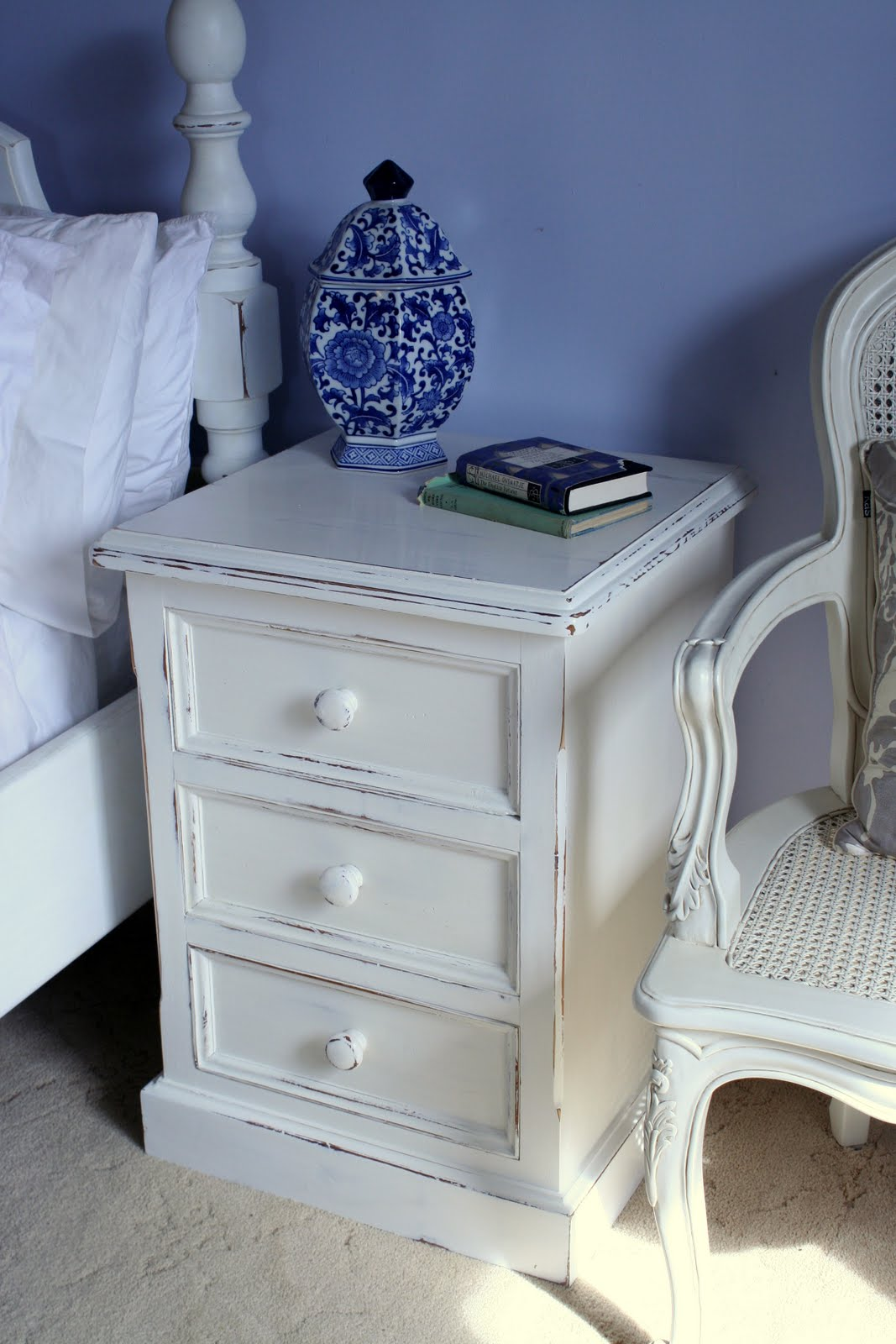 Lilyfield Life Milk Paint Bedside Tables