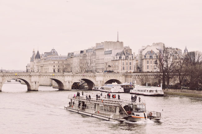Most Instagrammable Places in Paris - Seine River