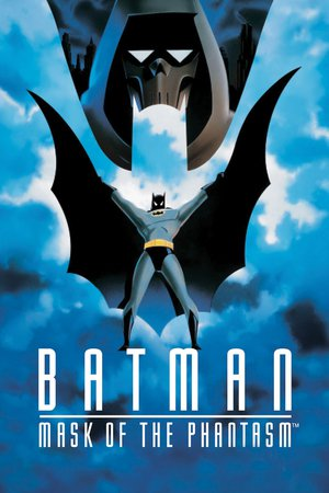 Poster Batman: Mask of the Phantasm 1993