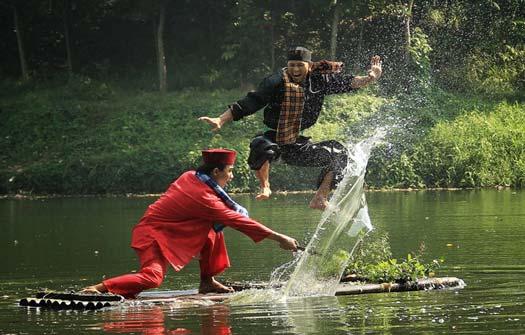 Ajian Saifi Angin 8 Ilmu Ajian Sakti Indonesia yang Masih Digunakan sampai sekarang