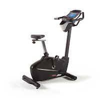 Sole B74 Upright Exercise Bike, review features compared with B79, 18 lb flywheel, 10 programs, 20 resistance levels