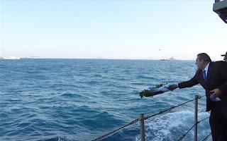 Τουρκικά πλοία εμπόδισαν την προσέγγιση Καμμένου στα Ίμια