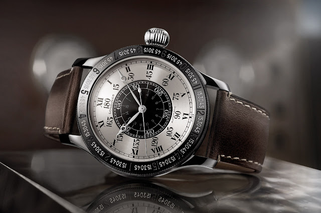 Longines The Lindbergh Hour Angle Mechanical Automatic Watch 90th Anniversary