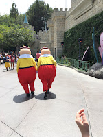 Tweedledee and Tweedledum Disney Parks Characters
