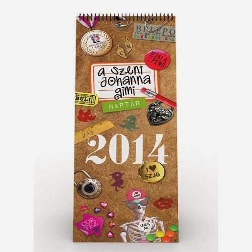 szjg naptár Leiner Laura könyvei: SzJG naptár :) szjg naptár