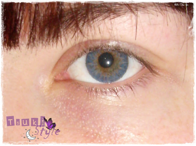 circle lenses magic 3 tone blue