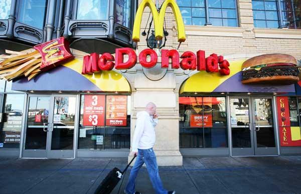 Perusahaan McDonald adalah salah satu restoran yang paling sukses saat ini Sejarah Berdiri Perusahaan MCDonald