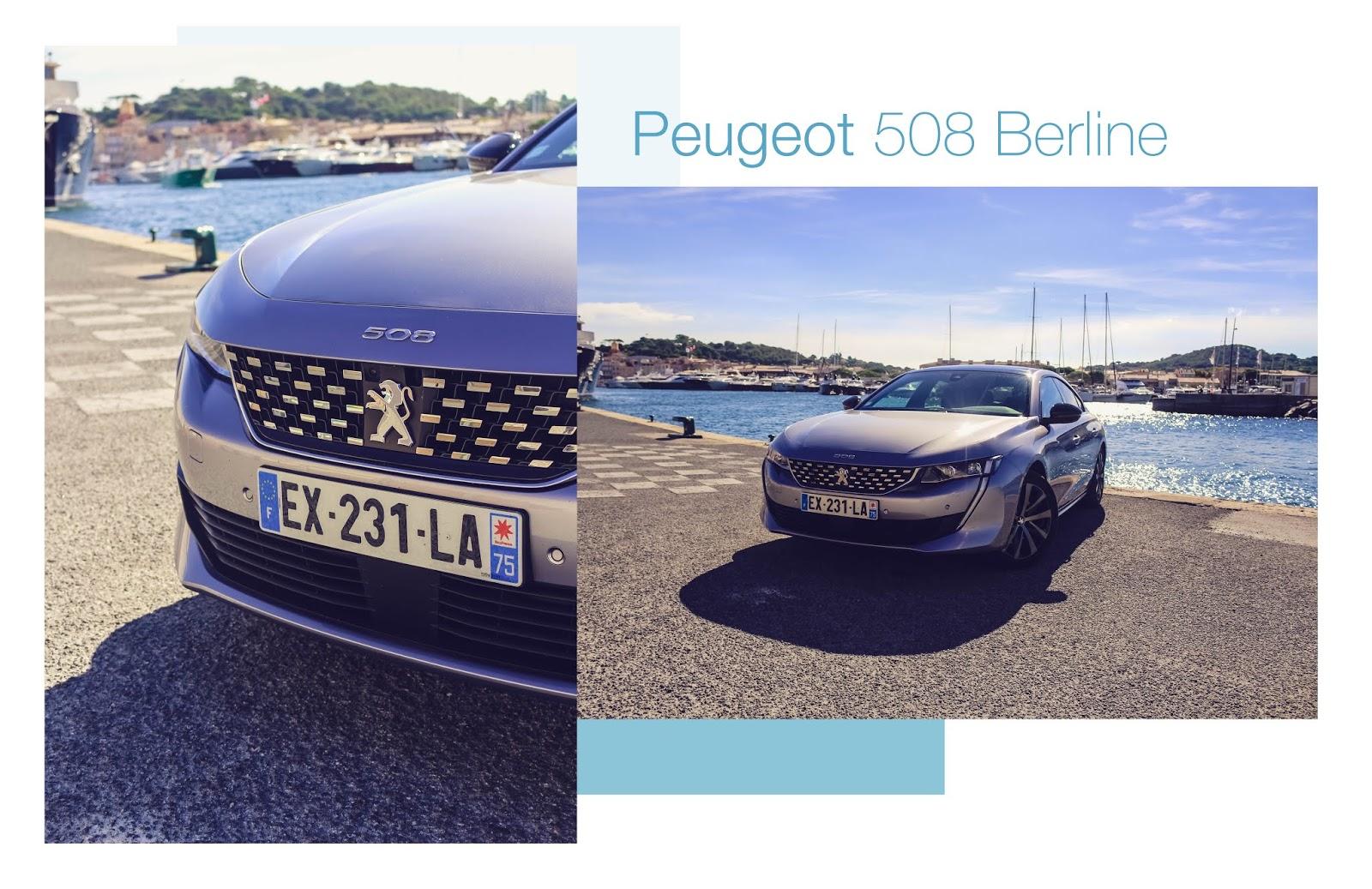 Peugeot 508 Berline