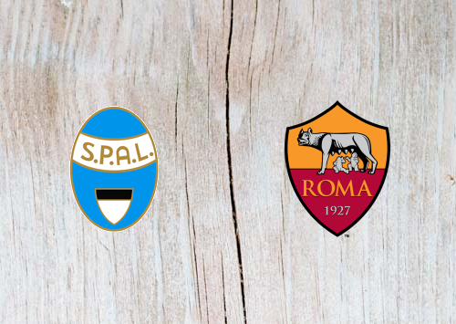 SPAL vs Roma Full Match & Highlights 16 March 2019