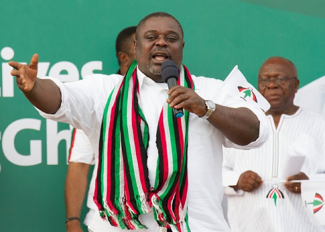 Police must arrest Bugri Naabu for taking bribe - Anyidoho