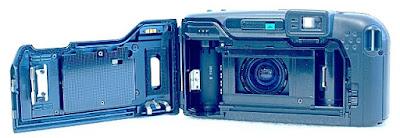 Olympus IZM220, Film box
