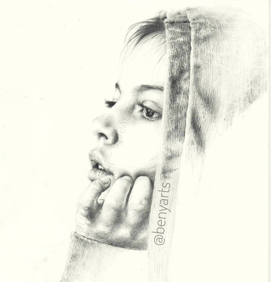 07-Where-did-it-go-wrong-Benyarts-Drawing-Portraits-www-designstack-co