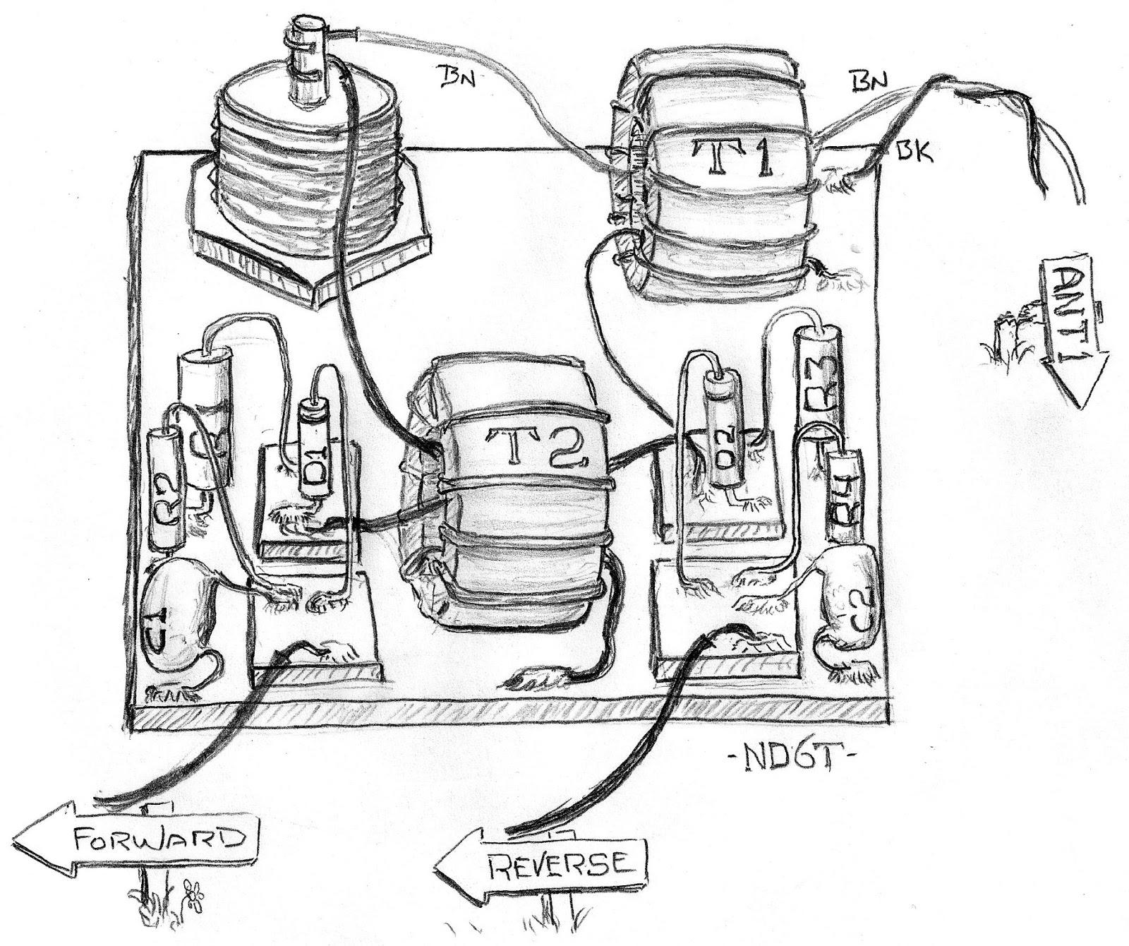 Attenuator Wiring Diagram