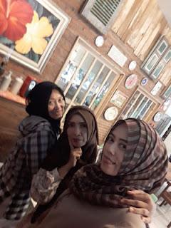 Trio Gemes di RM. Potre Koneng Dieng, Malang