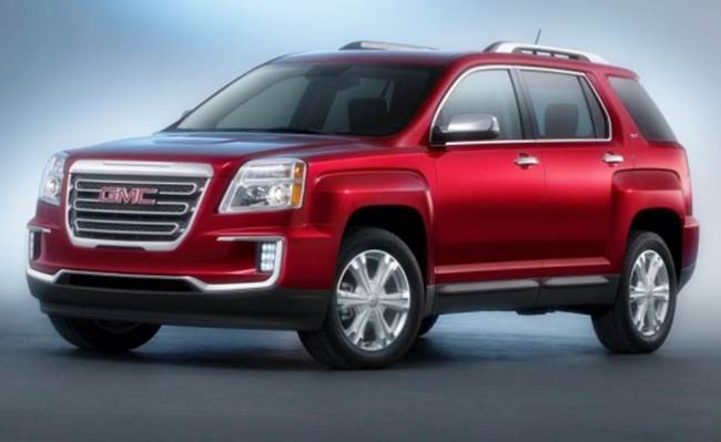 2017 GMC Terrain Denali Redesign | Car Release and Price