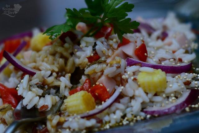 ensalada de arroz sos con pavo ahumado 01