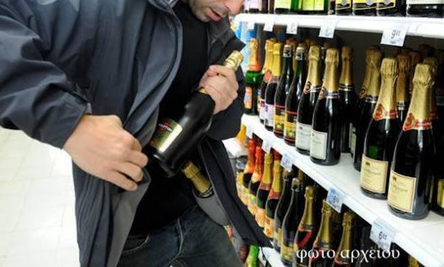 Η αδυναμία του στο αλκοόλ τον έστειλε στη φυλακή - Έκλεβε ποτά από καταστήματα του Άργους και του Ναυπλίου