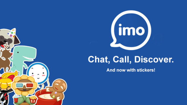 برنامج ايمو للاتصال و الدردشة Imo Messenger