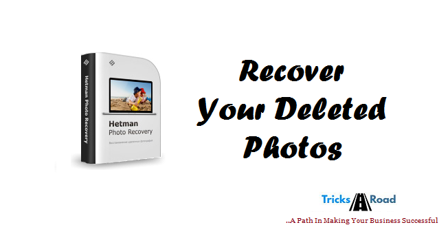 Hetman photo recovery software