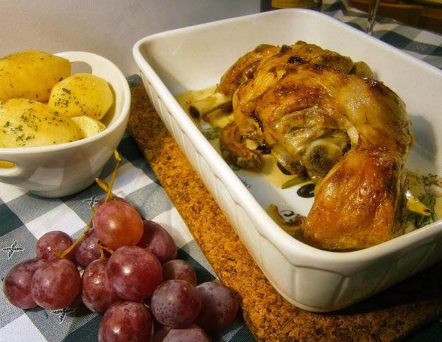 Cordero al horno tradicional, receta de Martin Berasategui.