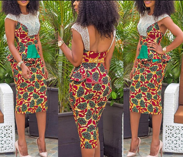 kitenge dress, african designs clothes, african style dresses online