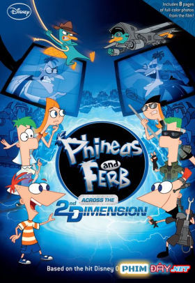 Candace Chống Lại Vũ Trụ - Phineas And Ferb The Movie: Candace Against The Universe (2020)