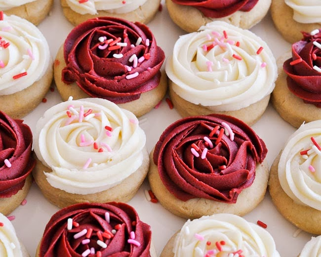 Beki Cook's Cake Blog: Bakery-Style Soft Sugar Cookies