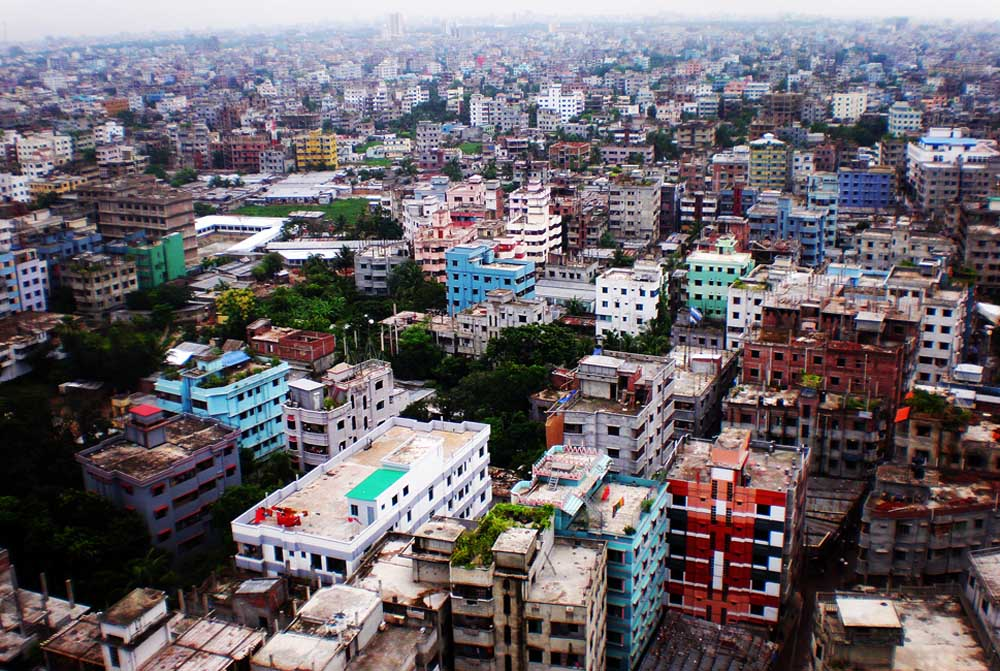 Dhaka, Capital de Bangladesh