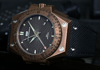 Montre Linde Werdelin 3 Timer Chocolate