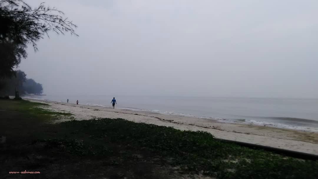 pantai morib baru