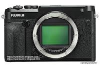FUJIFILM GFX 50R正面写真