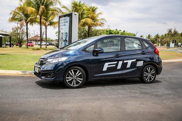 Honda Fit 2018 EXL