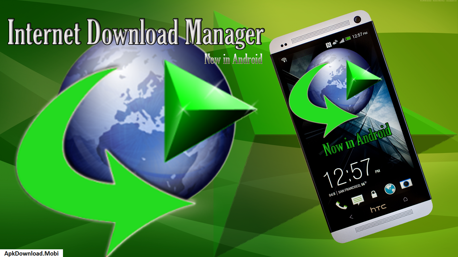 internet download manager tablet android