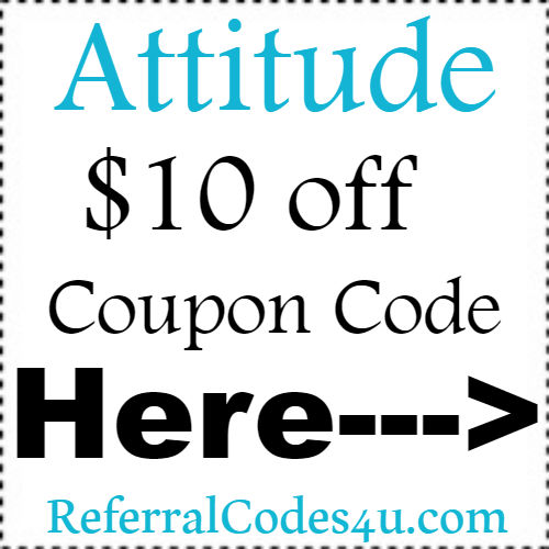 AttitudeLiving.com Promo Codes, Coupons & Discount Codes 2018-2019 Jan, Feb, March, April, May, June, July, Aug, Sep, Oct, Nov, Dec