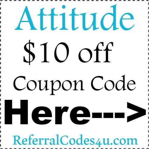 AttitudeLiving.com Promo Codes, Coupons & Discount Codes 2021-2021 Jan, Feb, March, April, May, June, July, Aug, Sep, Oct, Nov, Dec