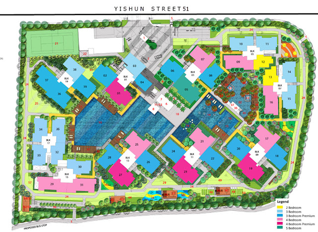 The Criterion EC Site Plan