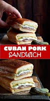 #recipe #food #drink #delicious #family #Cuban #Pork #Sandwich #(Cubanos)