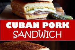 #recipe #food #drink #delicious #family #Cuban #Pork #Sandwich #(Cubanos)