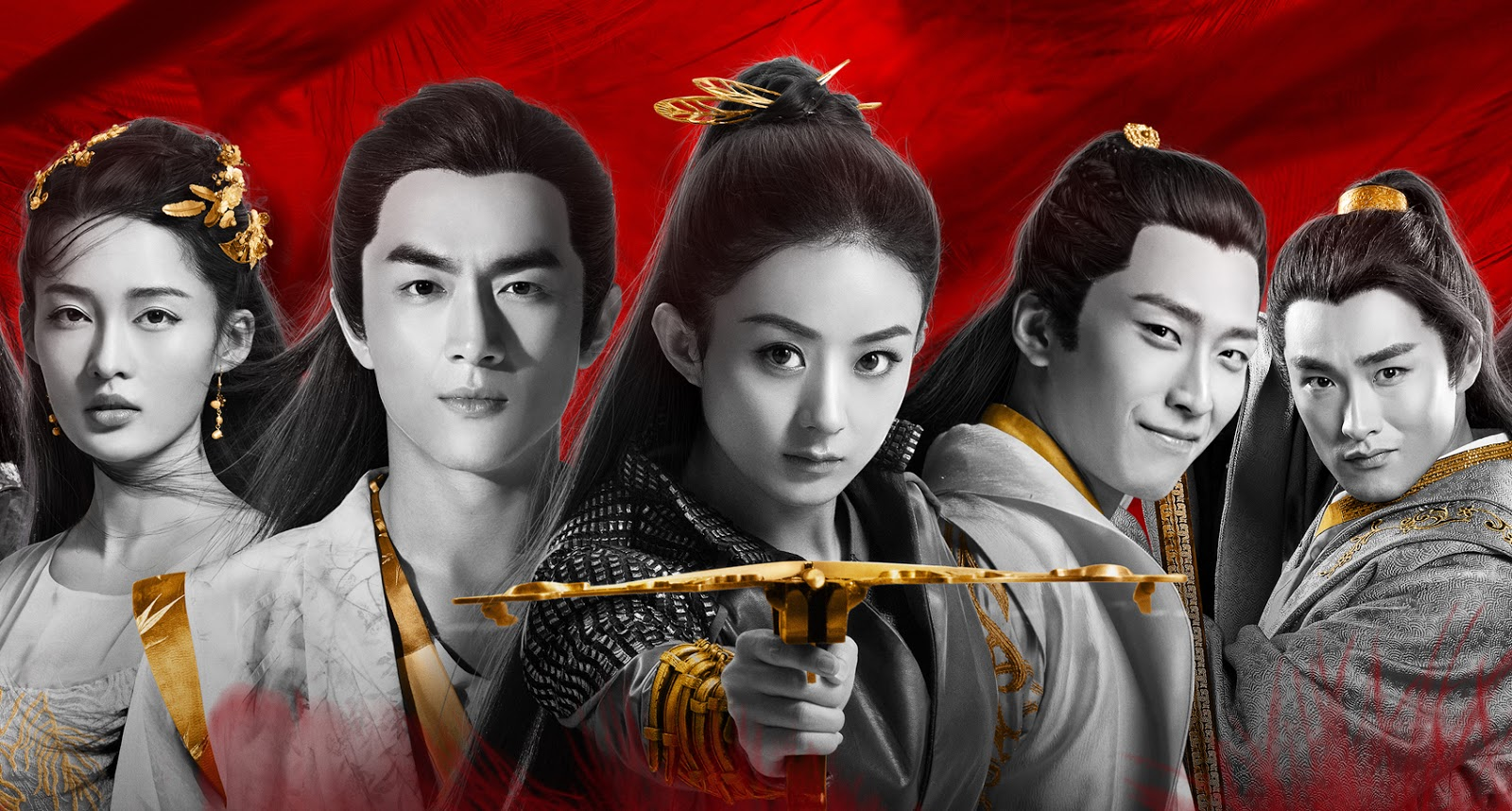 Top 20 Chinese Historical Dramas - DramaPanda