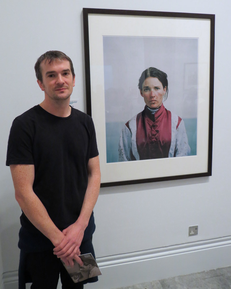 Photograph of Spencer Murphy by Katherine Tyrrell