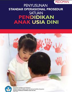 Buku Pedoman Penyusunan SOP PAUD, TK, RA, KB, TPA