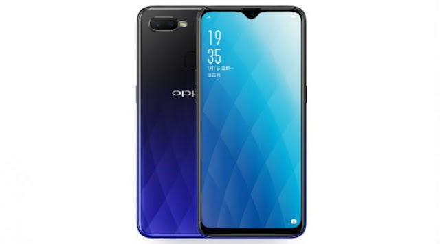 Specifications Oppo A7