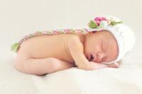 blog de familia, visitar a bebé recién nacido