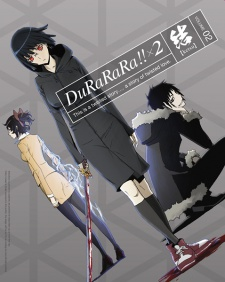 Download Durarara!!x2 Ketsu Batch Subtitle Indonesia