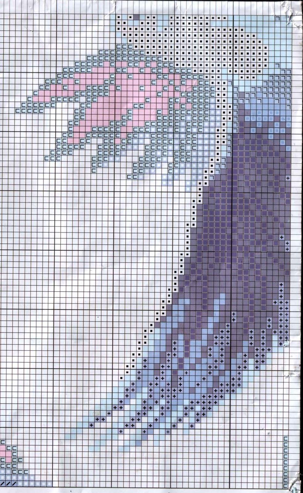 схемы вышивок чаривна мыть