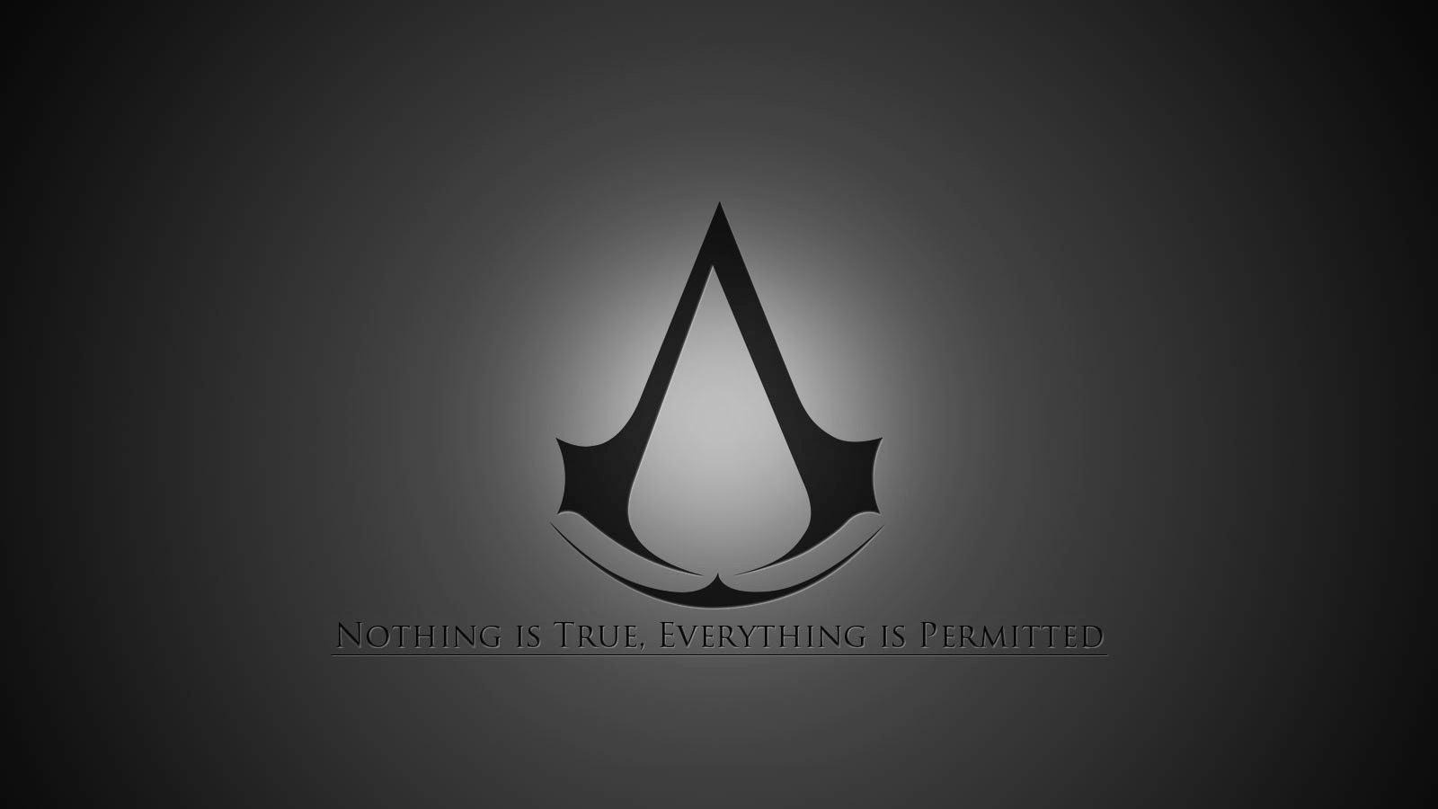 Full Hd Desktop Wallpapers Assassin S Creed Wallpaper Logo