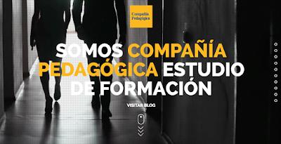 Web Compañía Pedagógica